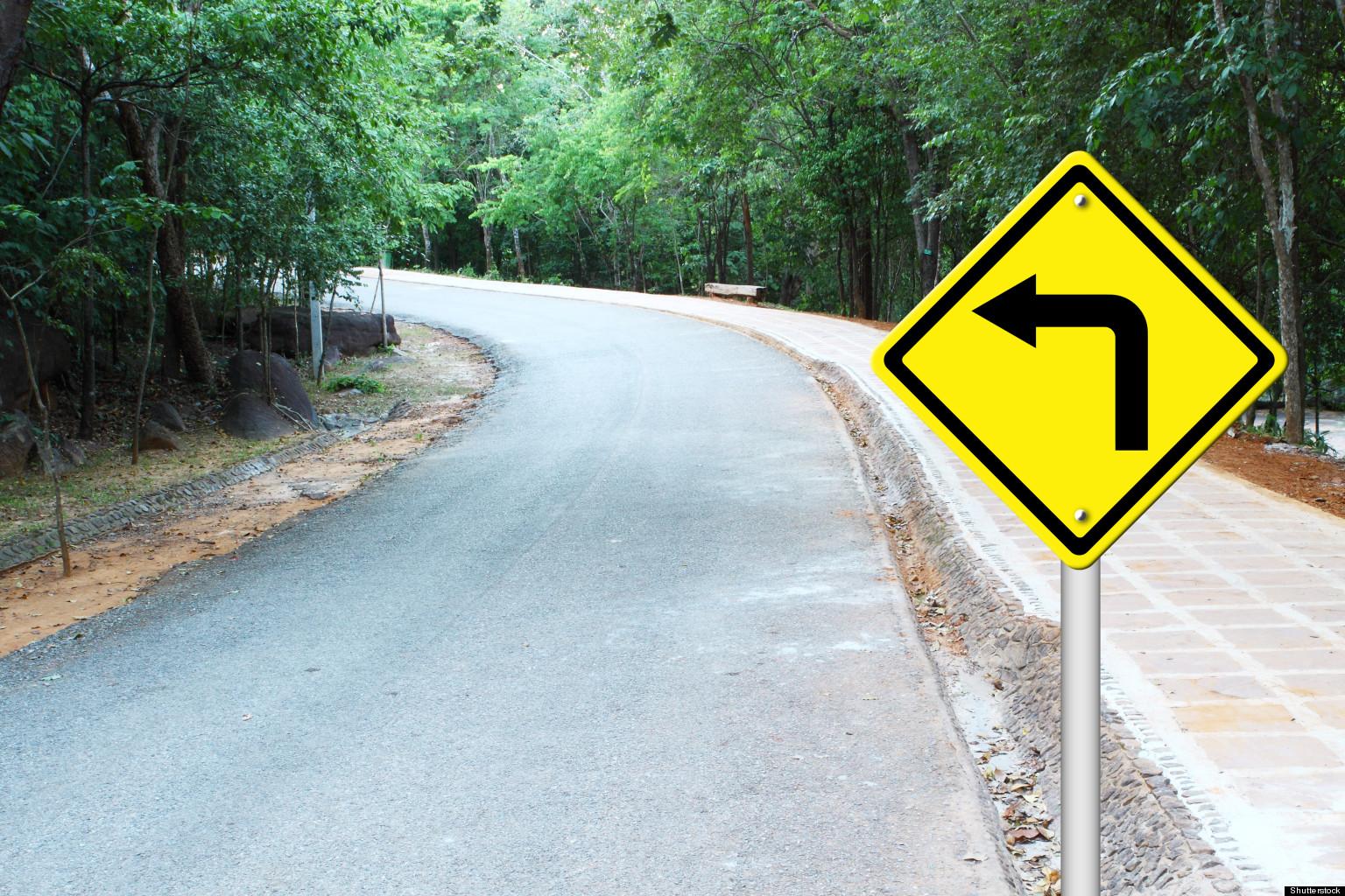 the left turn huffpost