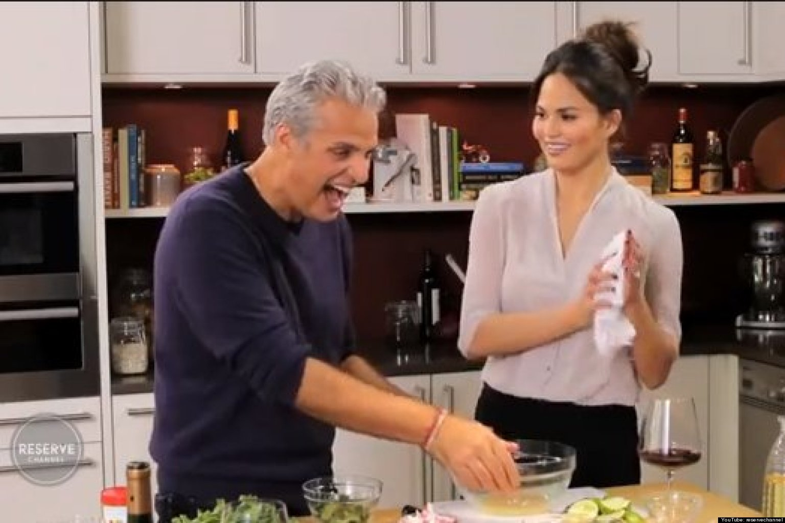 Chrissy Teigen Cooks Eric Ripert Pork Jok 'On The Table ...