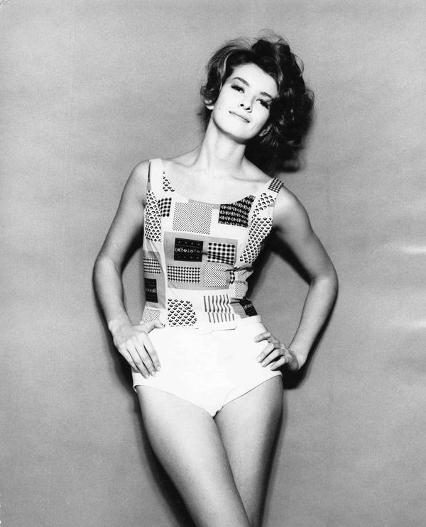 martha stewart modeling career