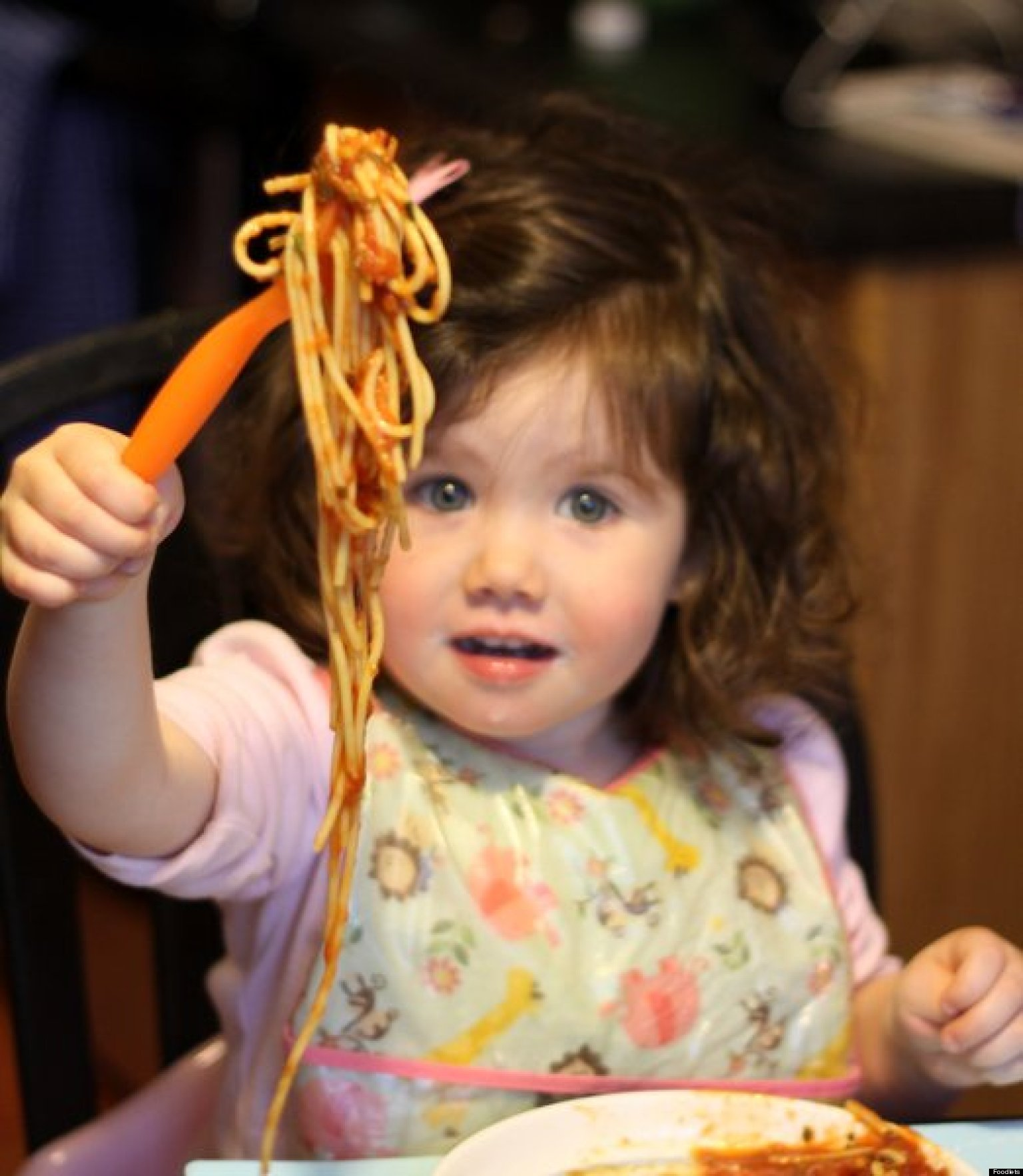 How To Eat Dinner With A Toddler Without Losing Your Mind