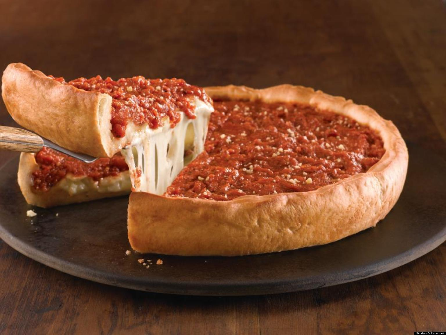 Best chicago pizza recipe a diy method to help crack the code of best chicago pizza recipe a diy method to help crack the code of chicago style deep dish huffpost forumfinder Gallery
