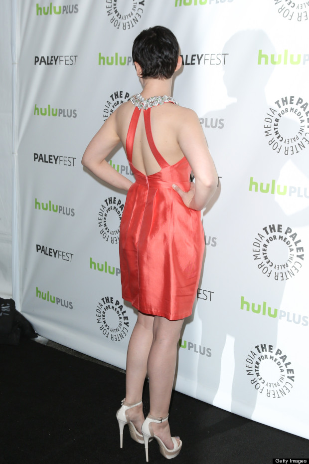 ginnifer back
