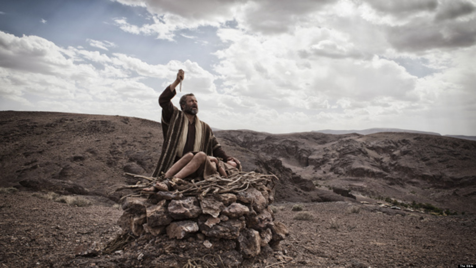 The background of historical and biblical miracles