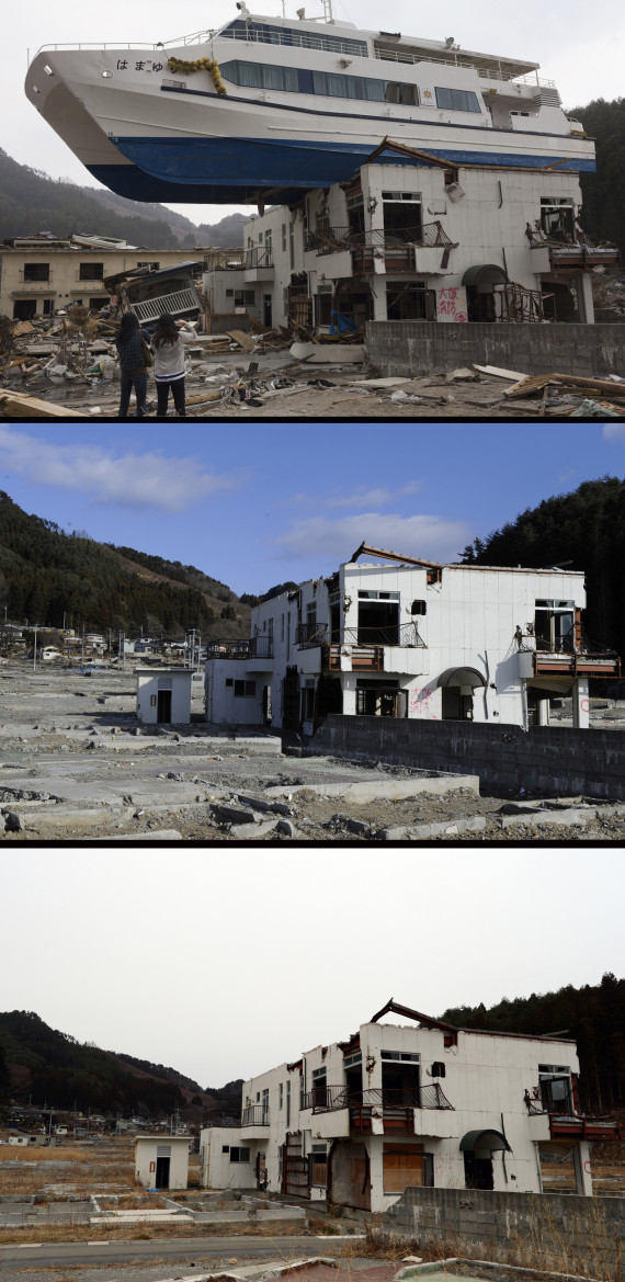 tsunami anniversary
