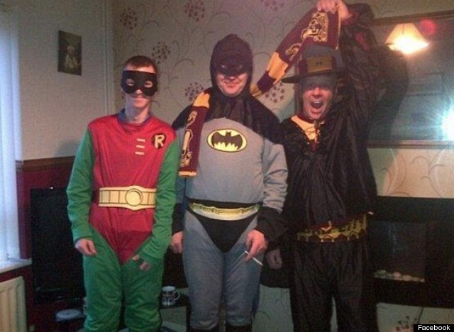 batman  sc 1 st  HuffPost UK & Bradford Batman Revealed As Stan Worby Chinese Takeaway Driver
