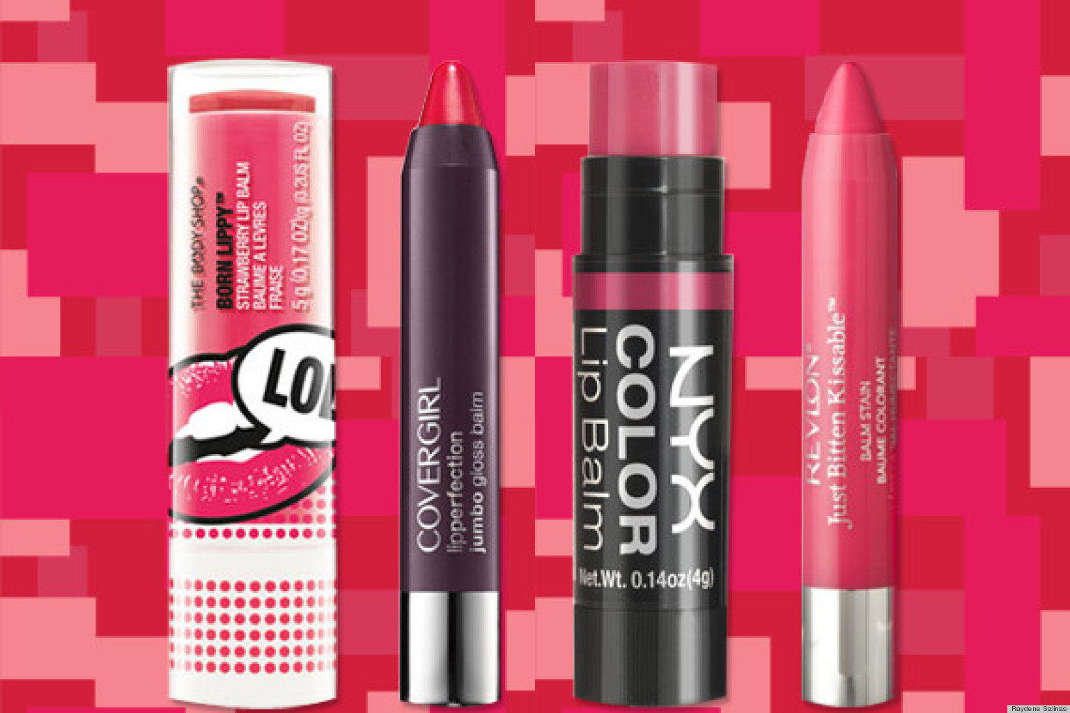 Tinted Lip Balm Challenge: We Put The Best Brands To The ...