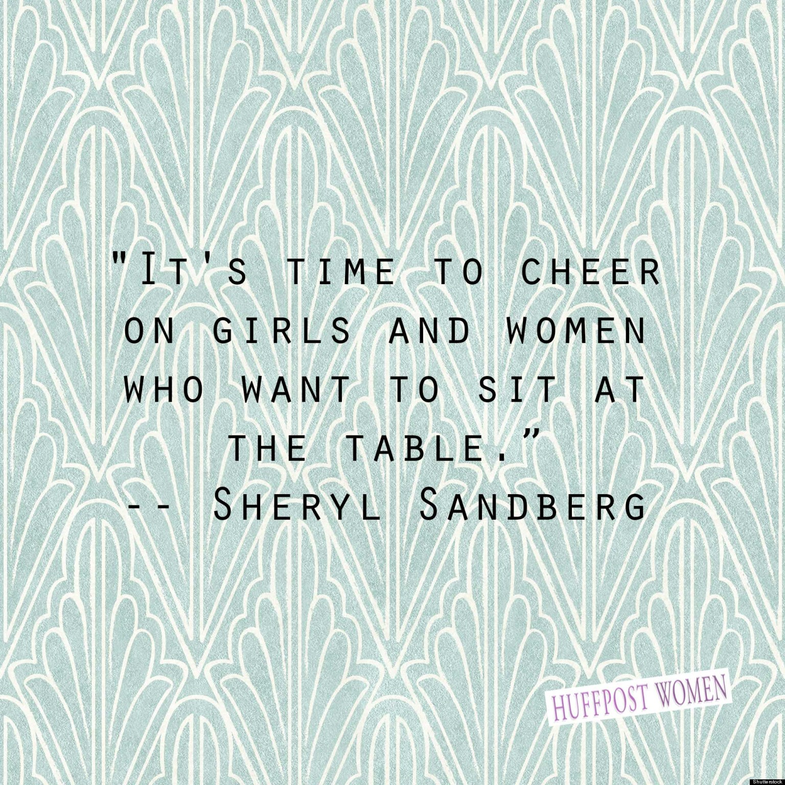 Quotes About Bad Friendships Lean In' Quotes 11 Of The Best Quotations From Sheryl Sandberg's