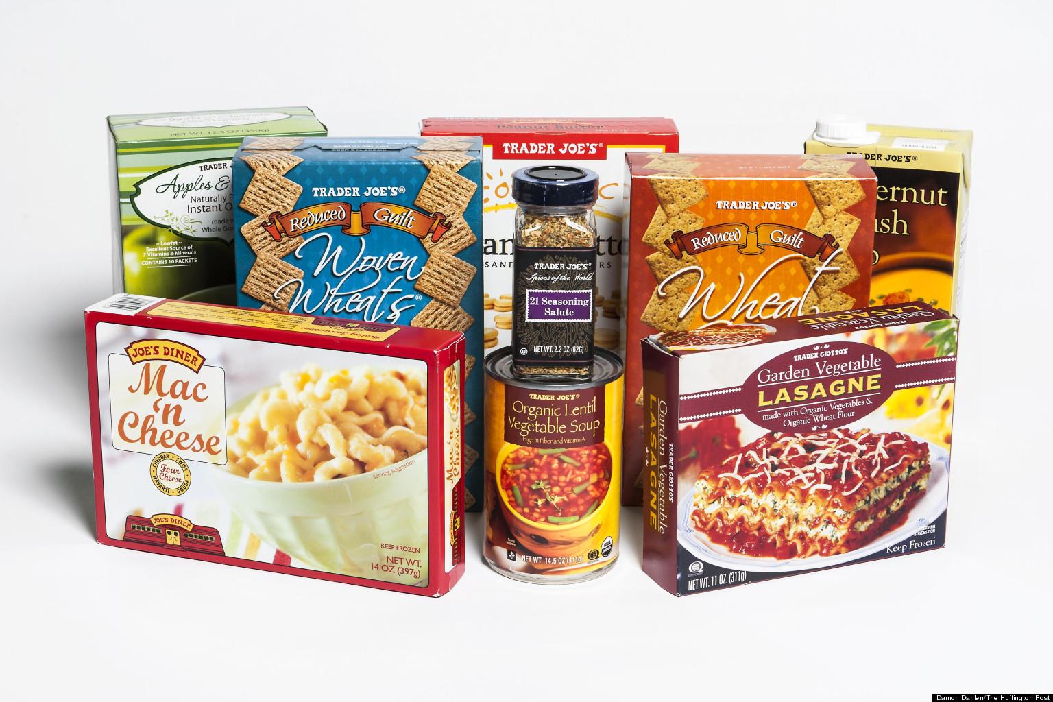 Revealing The Name Brands Behind Trader Joe\'s Food, Round 2 (TASTE ...