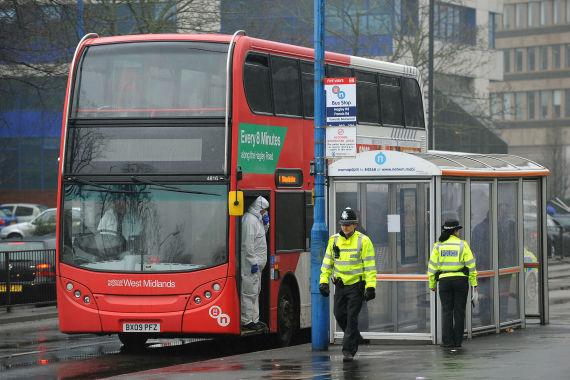 birmingham stabbing bus