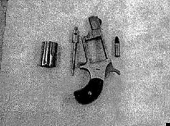 gun found in vagina of christie dawn harris
