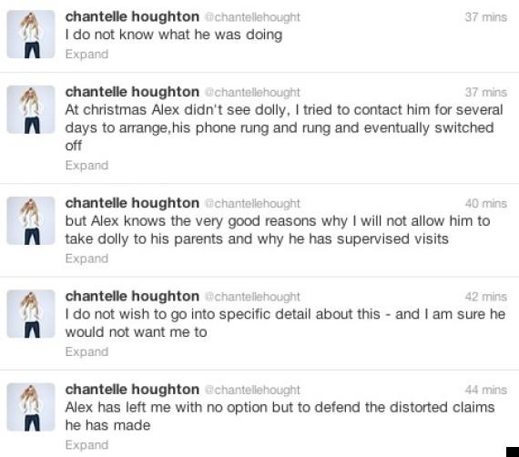 chantelle tweets