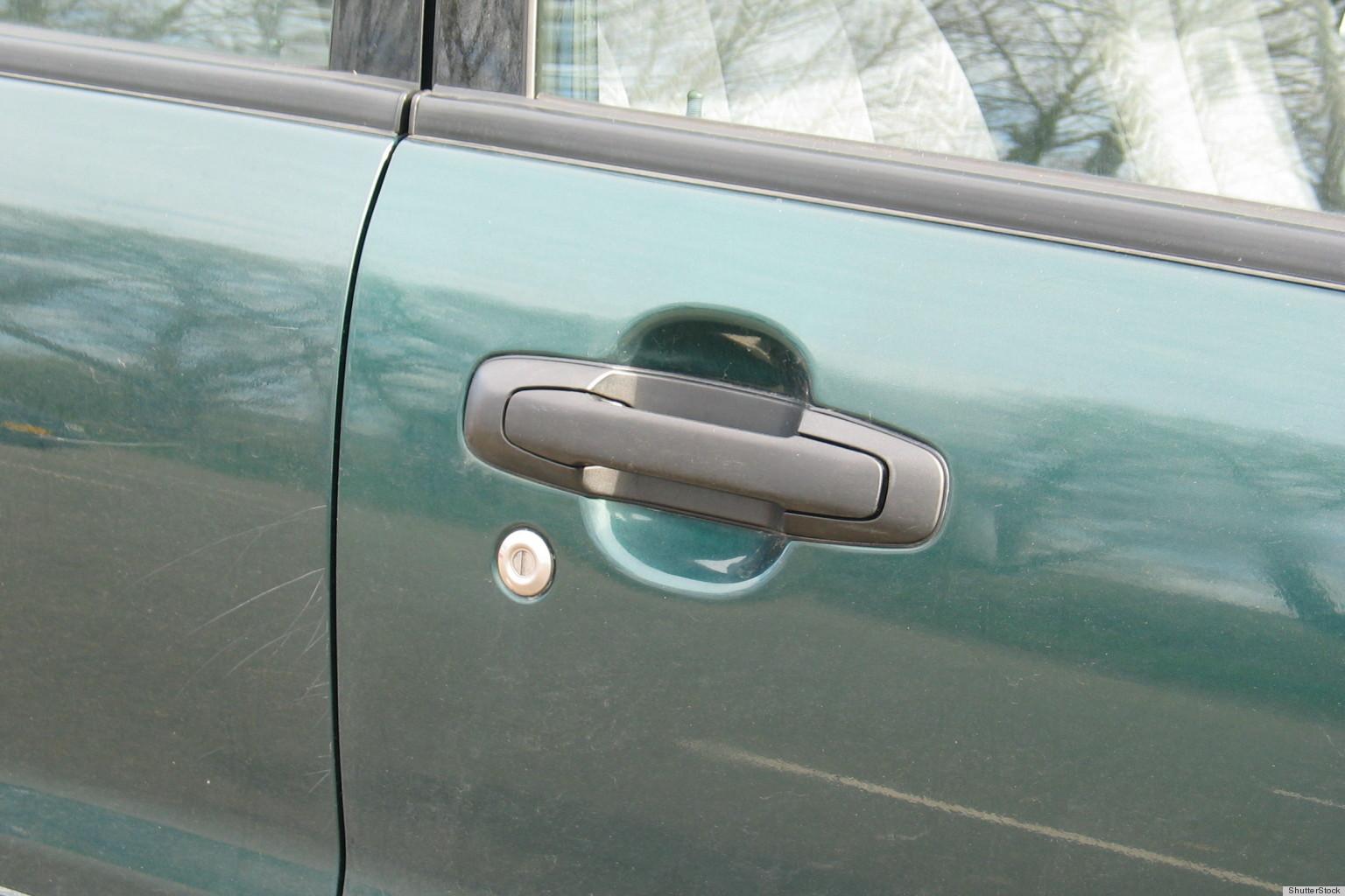 Protect your car door from hitting the garage wall using a pool protect your car door from hitting the garage wall using a pool noodle photos huffpost rubansaba