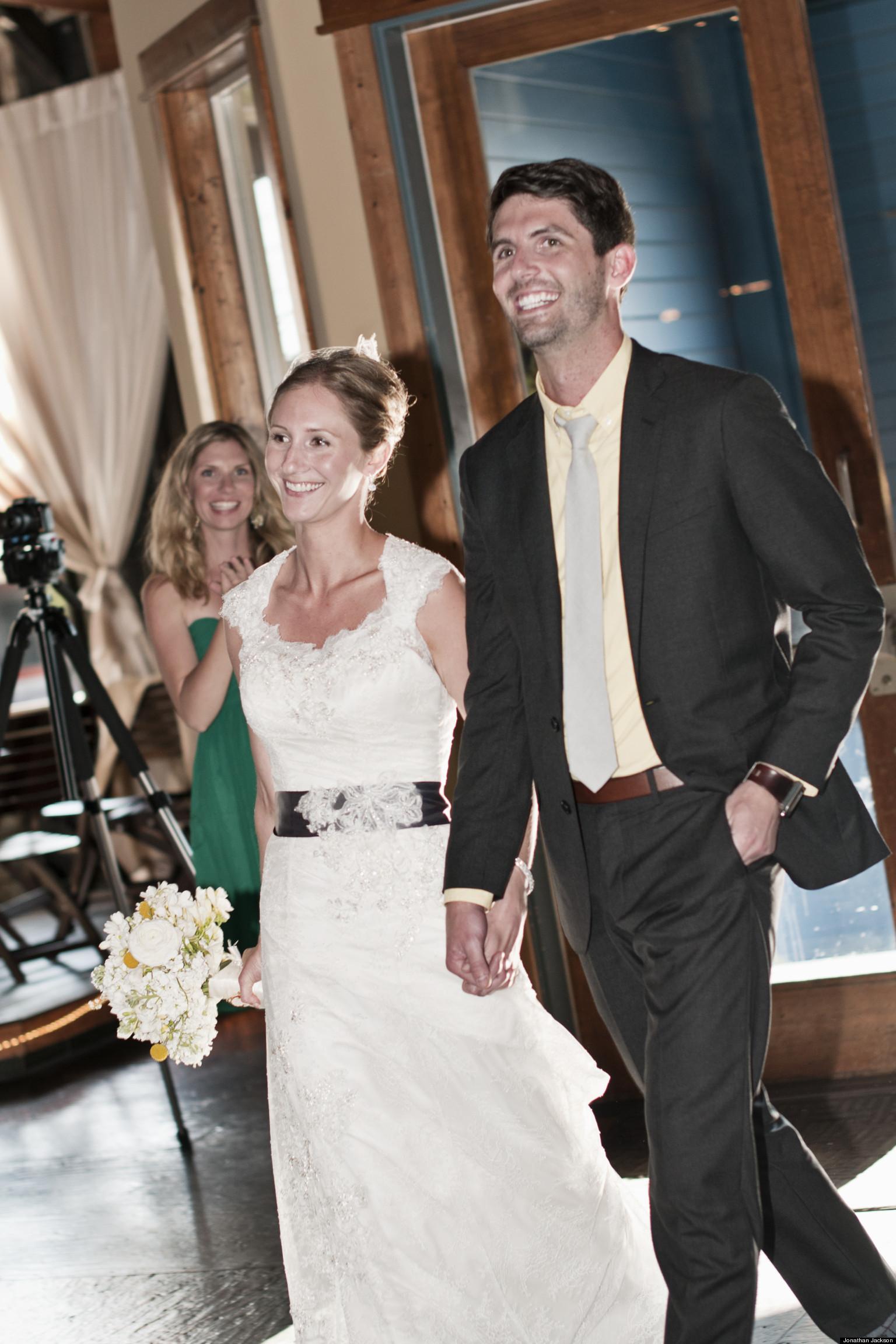 Jonathan Jackson Wedding