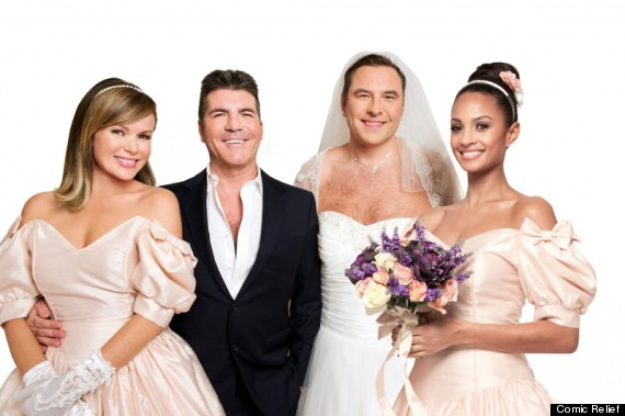simon cowell wedding
