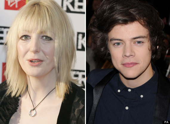 yvette fielding harry styles