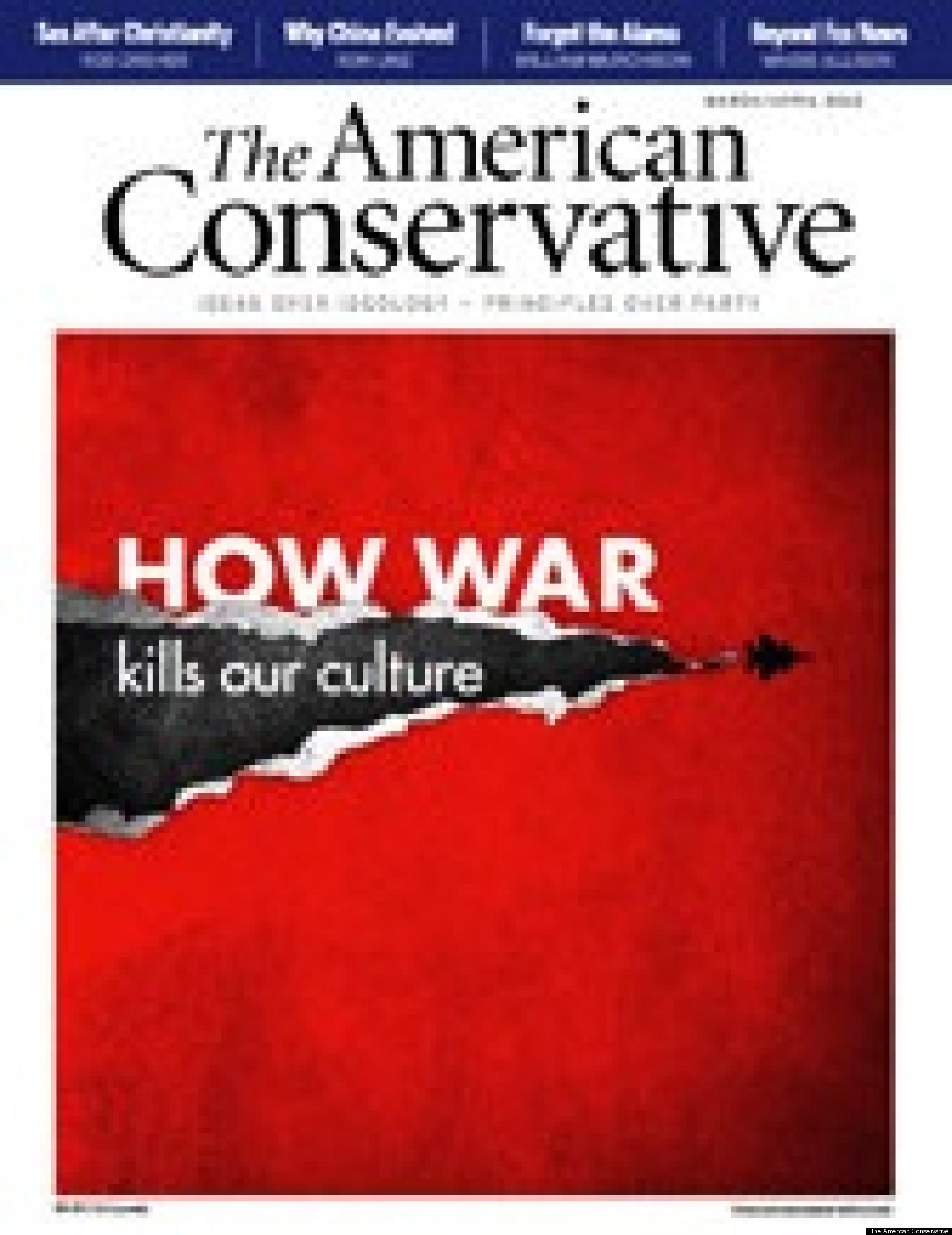 The American Conservative - Wikipedia