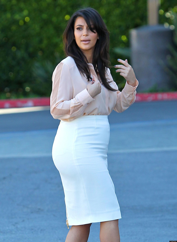 Kim Kardashian Mommy Blog: \'Eating For Two\' | HuffPost