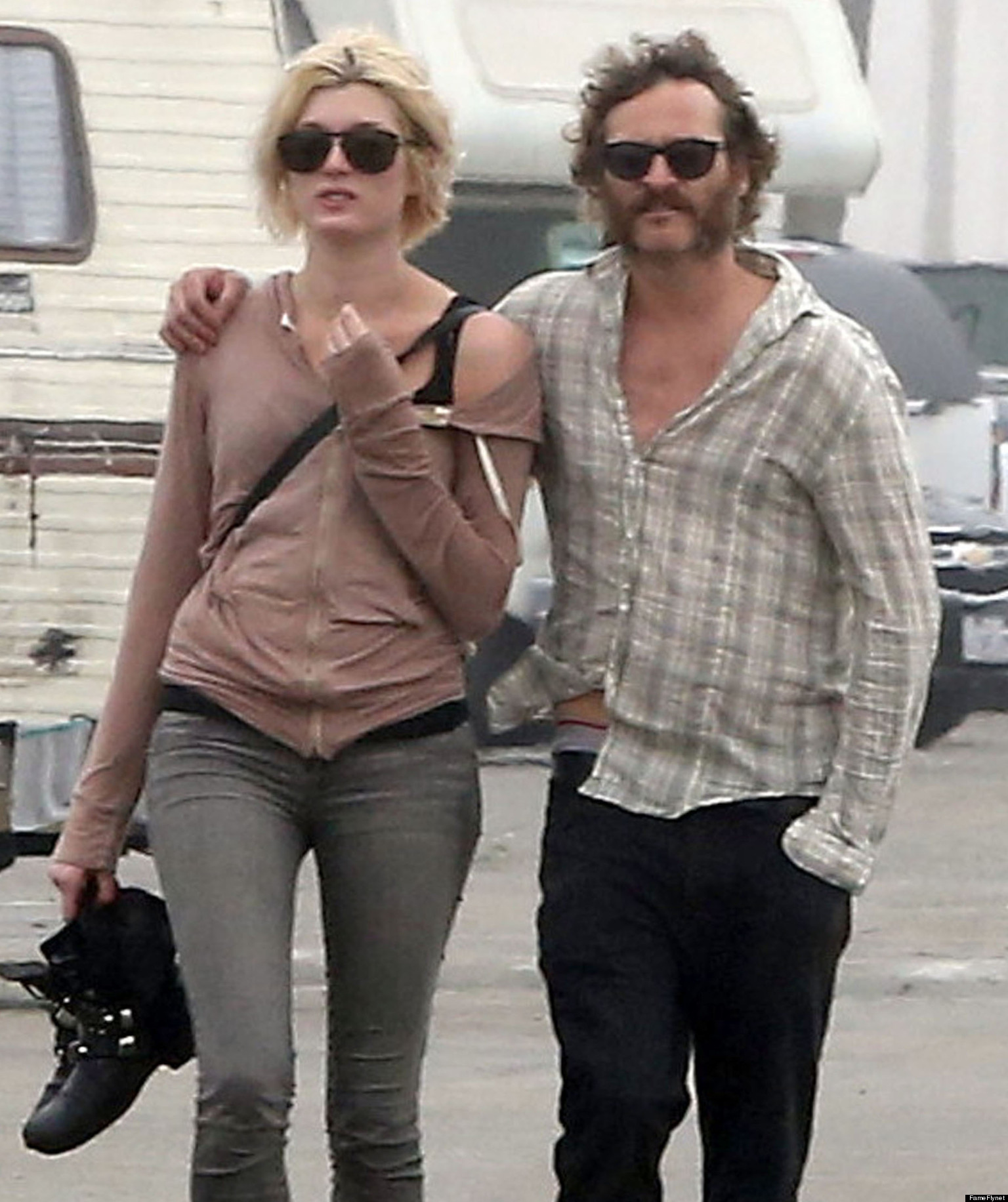 Joaquin Phoenix Photos: 'The Master' Actor Goes Incognito ...
