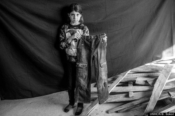 syrian refugee laila