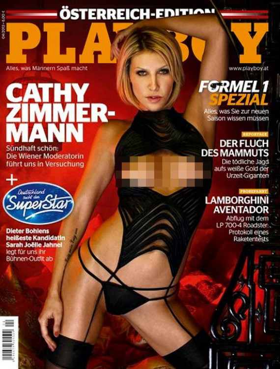 cathy zimmerman playboy