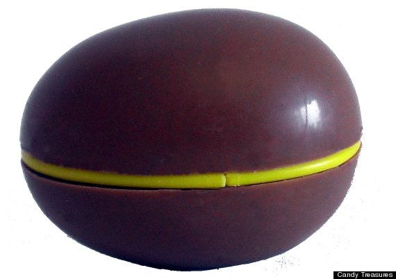 choco treasure egg