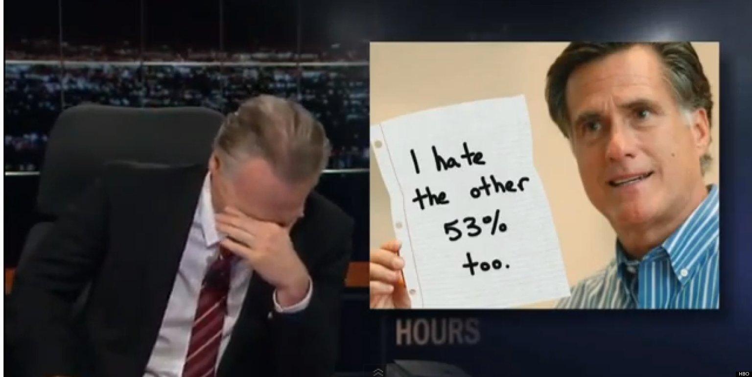 o BILL MAHER POLITICIAN SHAMING facebook bill maher introduces 'politician shaming' on 'real time' (video