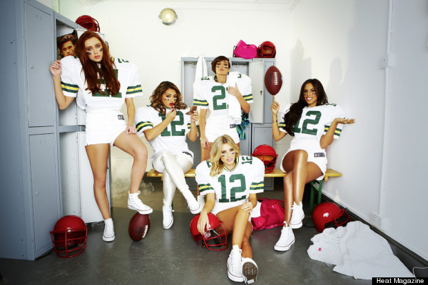 the saturdays heat magazine