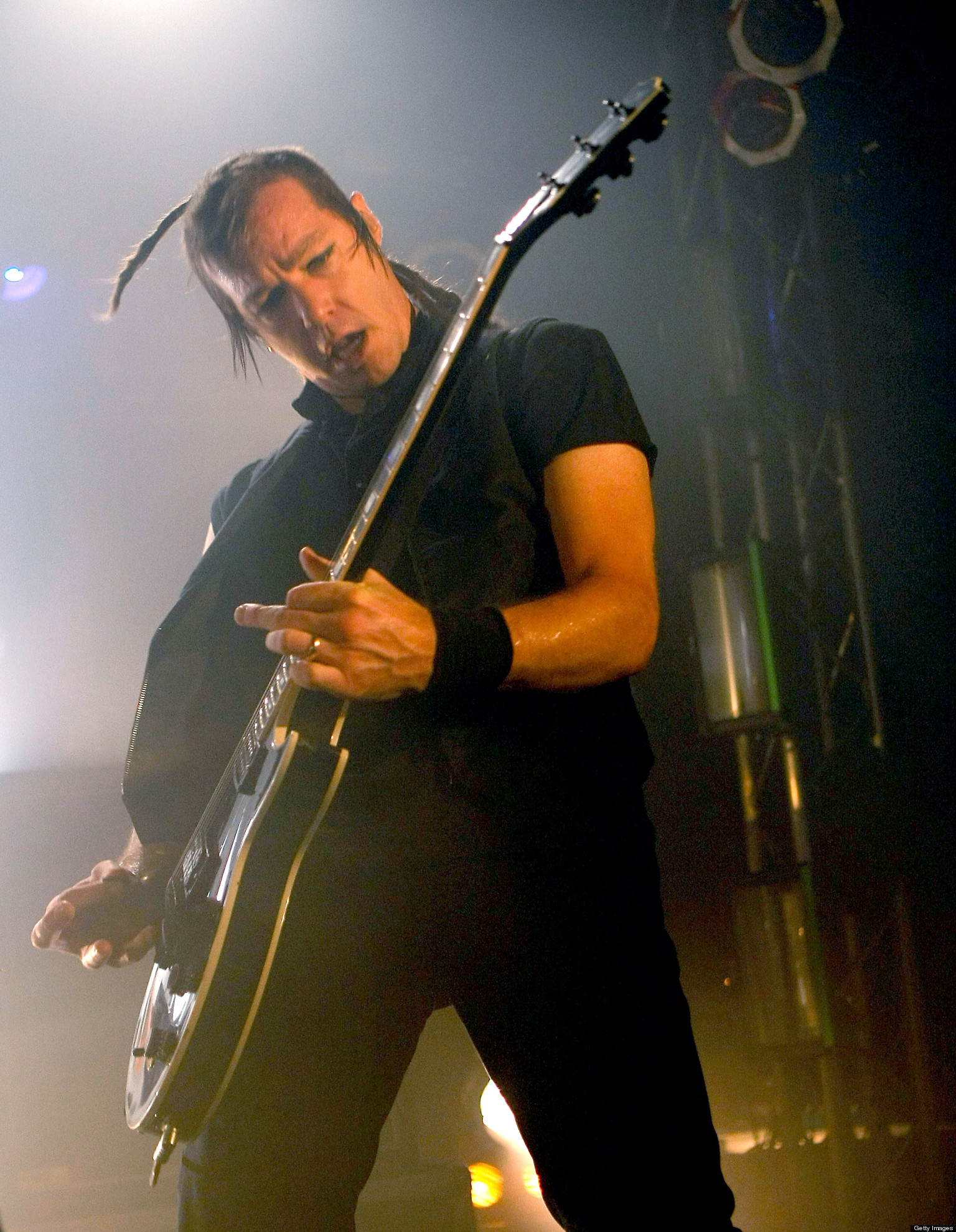 Nine Inch Nails Documentary \'Closure\' Posted To Band\'s Tumblr | HuffPost