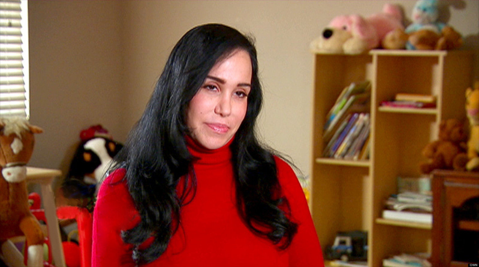 How Many Kids Did Octomom Have