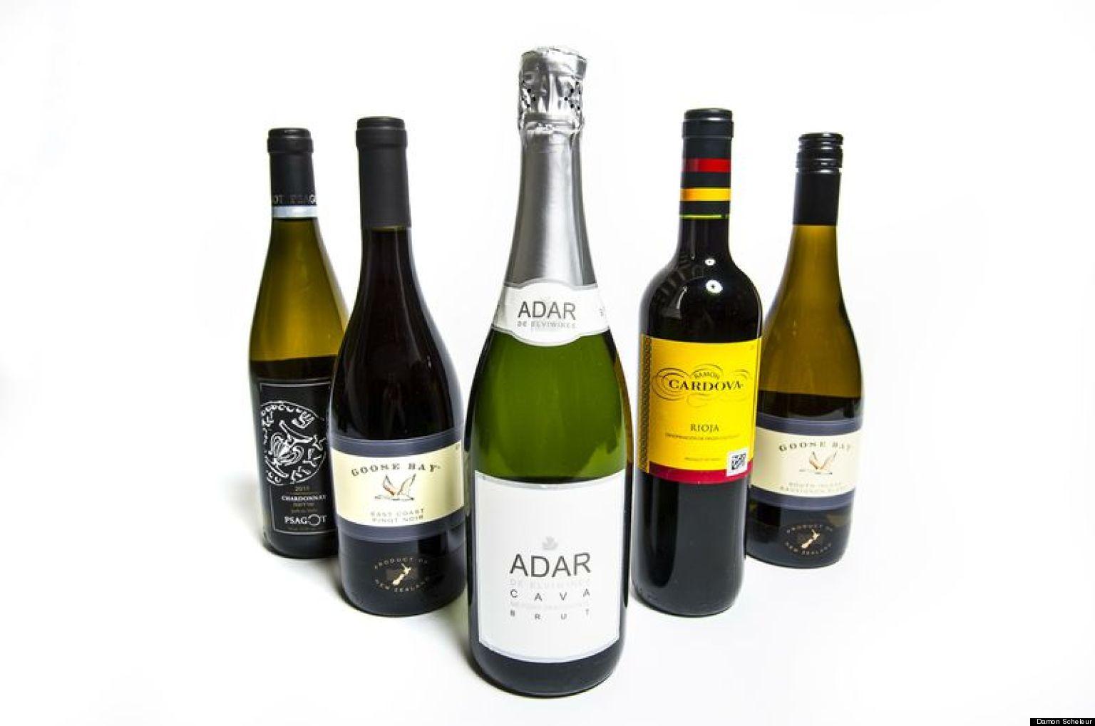 Kosher For Passover Wine Taste Test