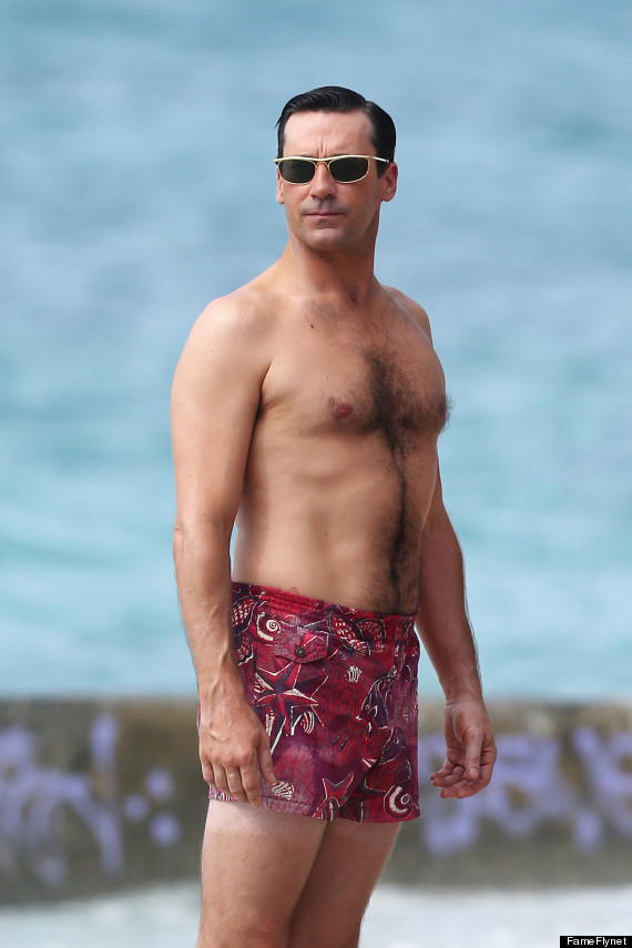 jon hamm private parts