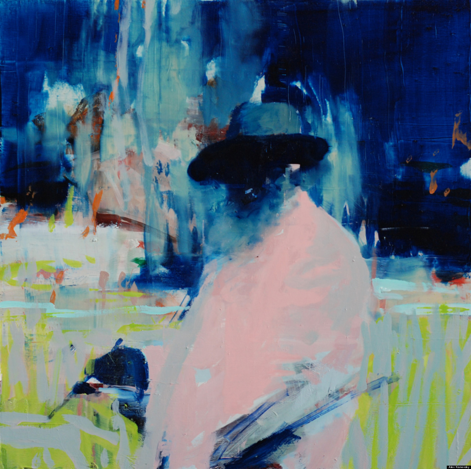 Garden Ridge Interview Questions: Alex Kanevsky Is 'On Our Radar': Philadelphia Painter