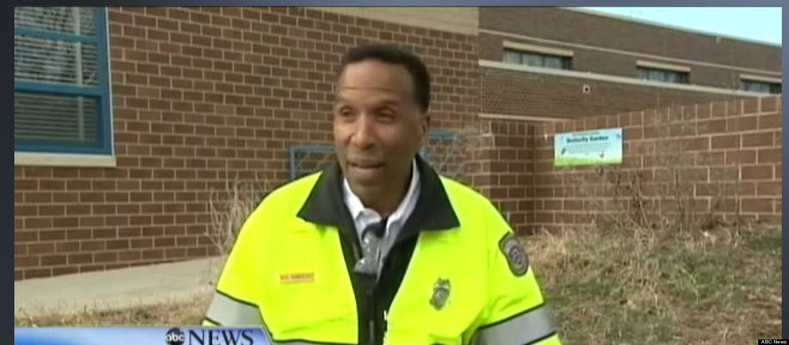 Adrian Dantley Former NBA Star Working As Crossing Guard Just For