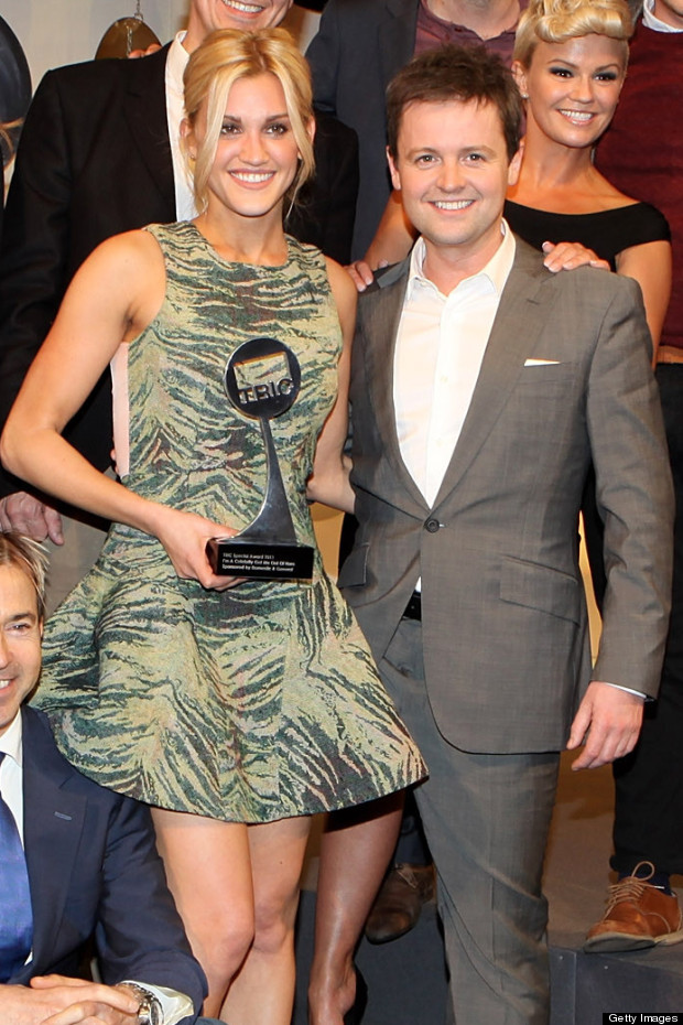 ashley roberts and dec