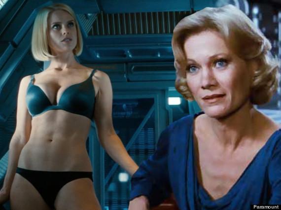 Nouvelles stars du porno blond de la télévision par câble