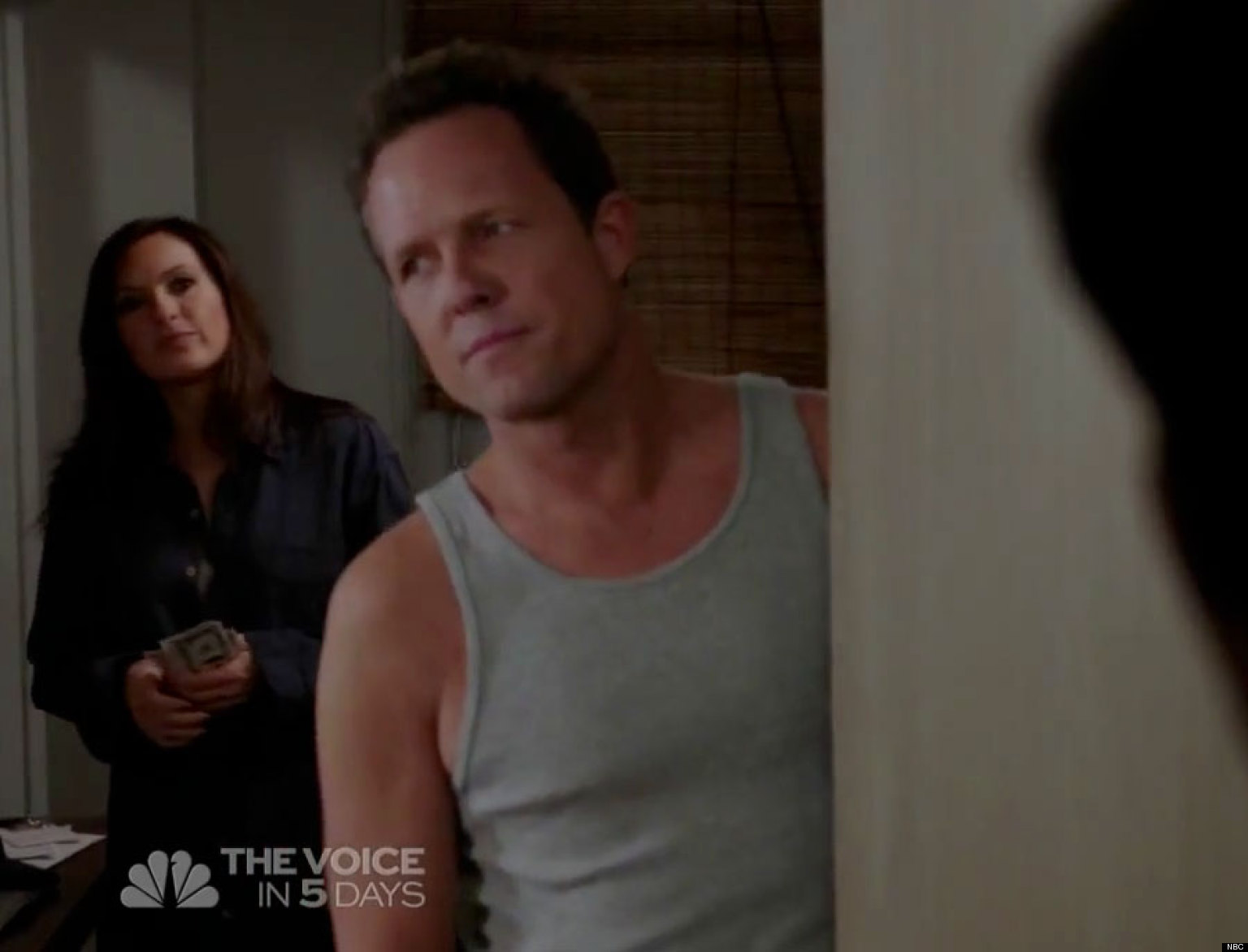 U0027Law U0026 Order: SVUu0027 Reveals Bensonu0027s Mystery Guy, And Heu0027s A Familiar Face  (VIDEO) | HuffPost  Law And Order Svu Presumed Guilty