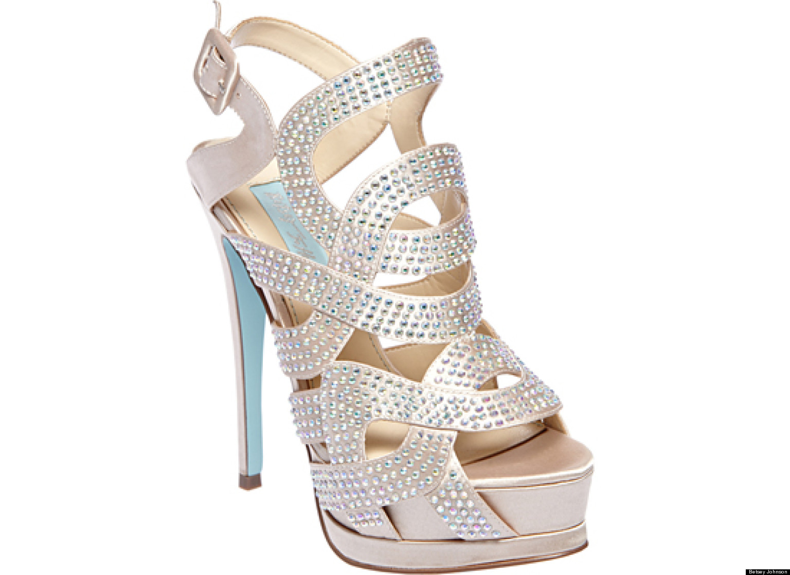 Betsey Johnsonu0027s Bridal Shoe Collection To Debut On Zappos.com (PHOTOS) |  HuffPost