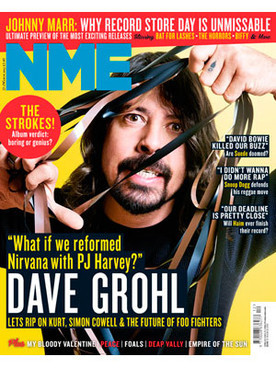 grohl nirvana