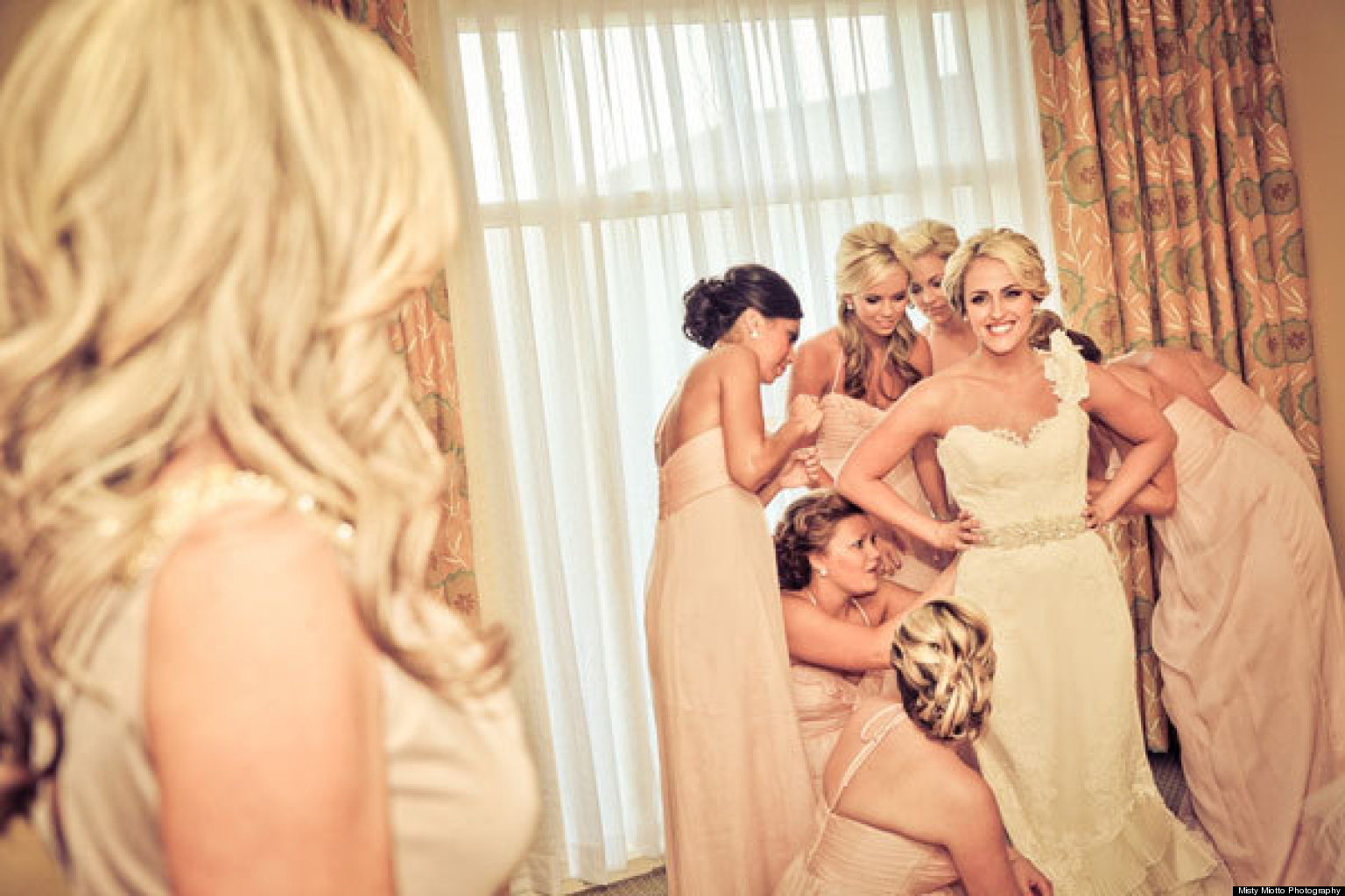 Biggest bridesmaid dilemmas solved huffpost ombrellifo Image collections