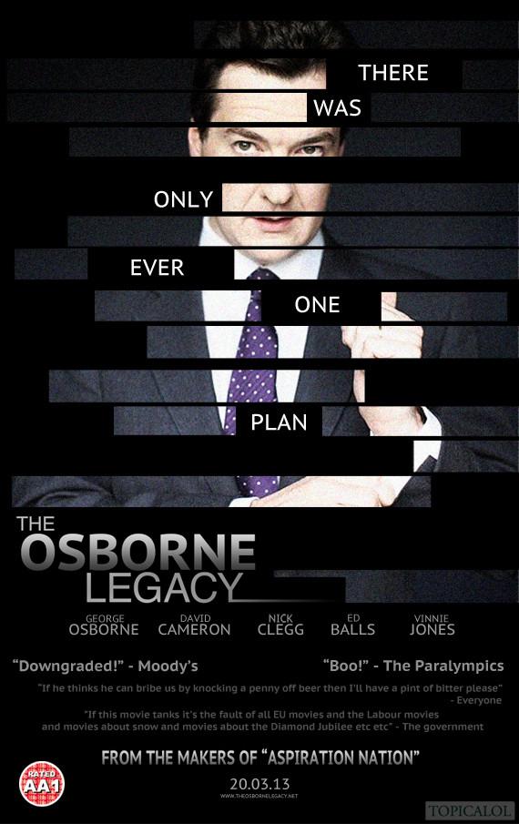 osborne legacy