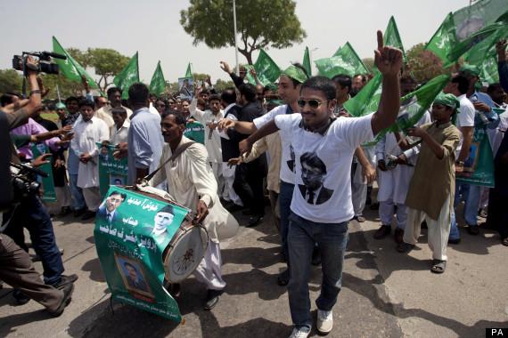 musharraf pakistan