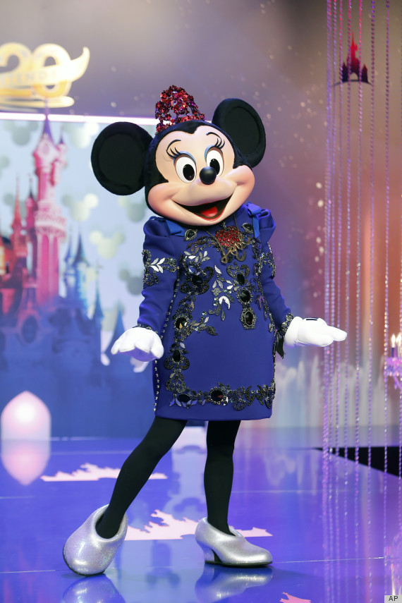 minnie mouse makeover