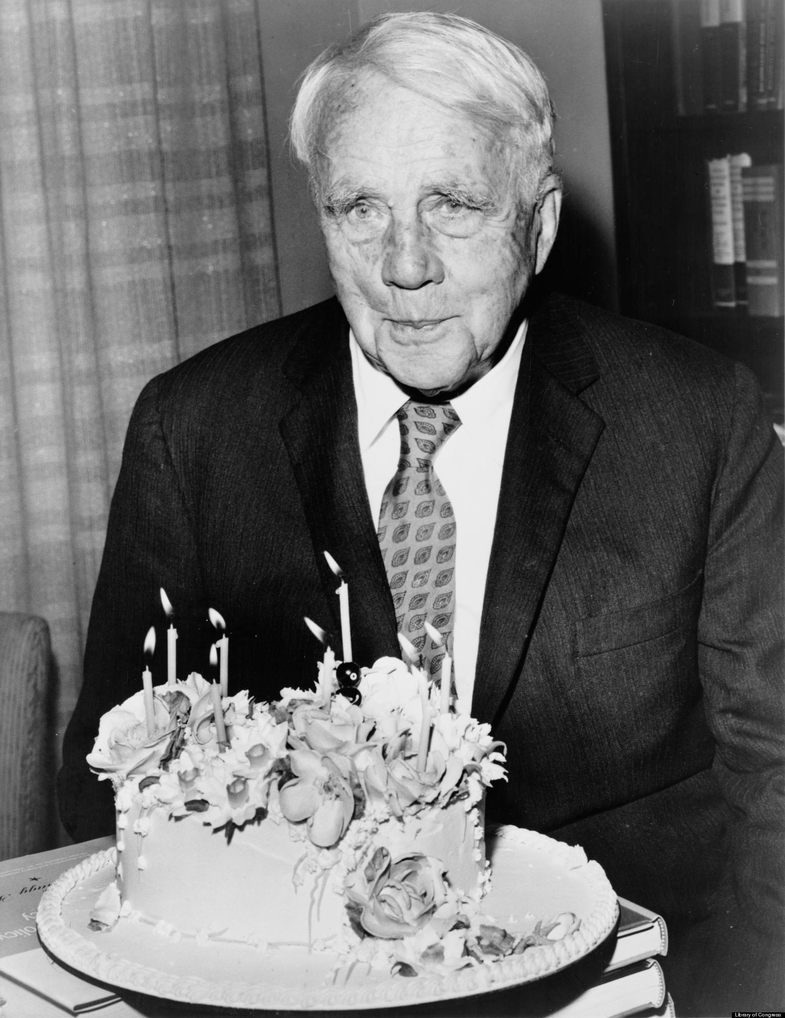 Robert Frost Birthday: 16 Inspiring Quotes From The Famous