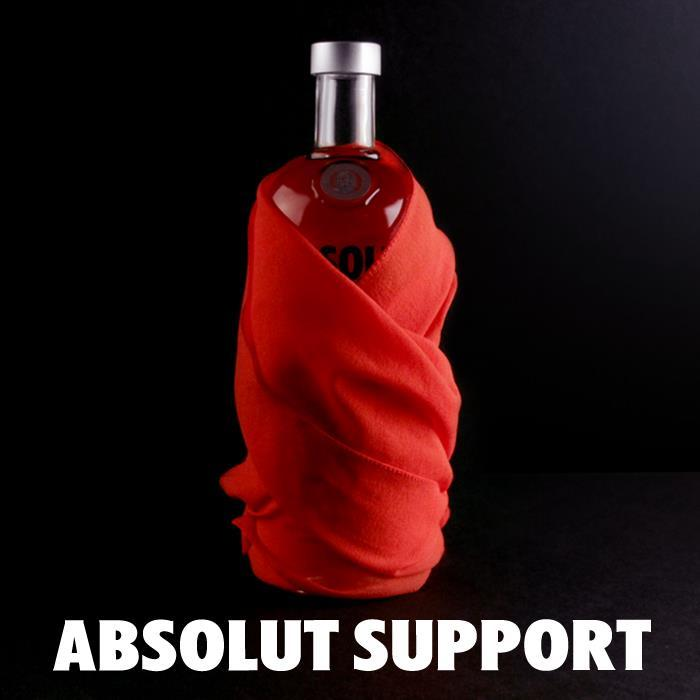 absolut gay marriage support