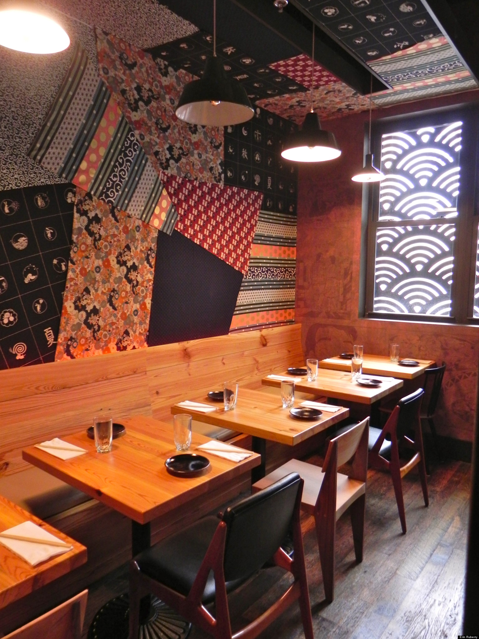 Izakaya daikaya upstairs bar now open in penn quarter for Interior design and decoration 6th edition