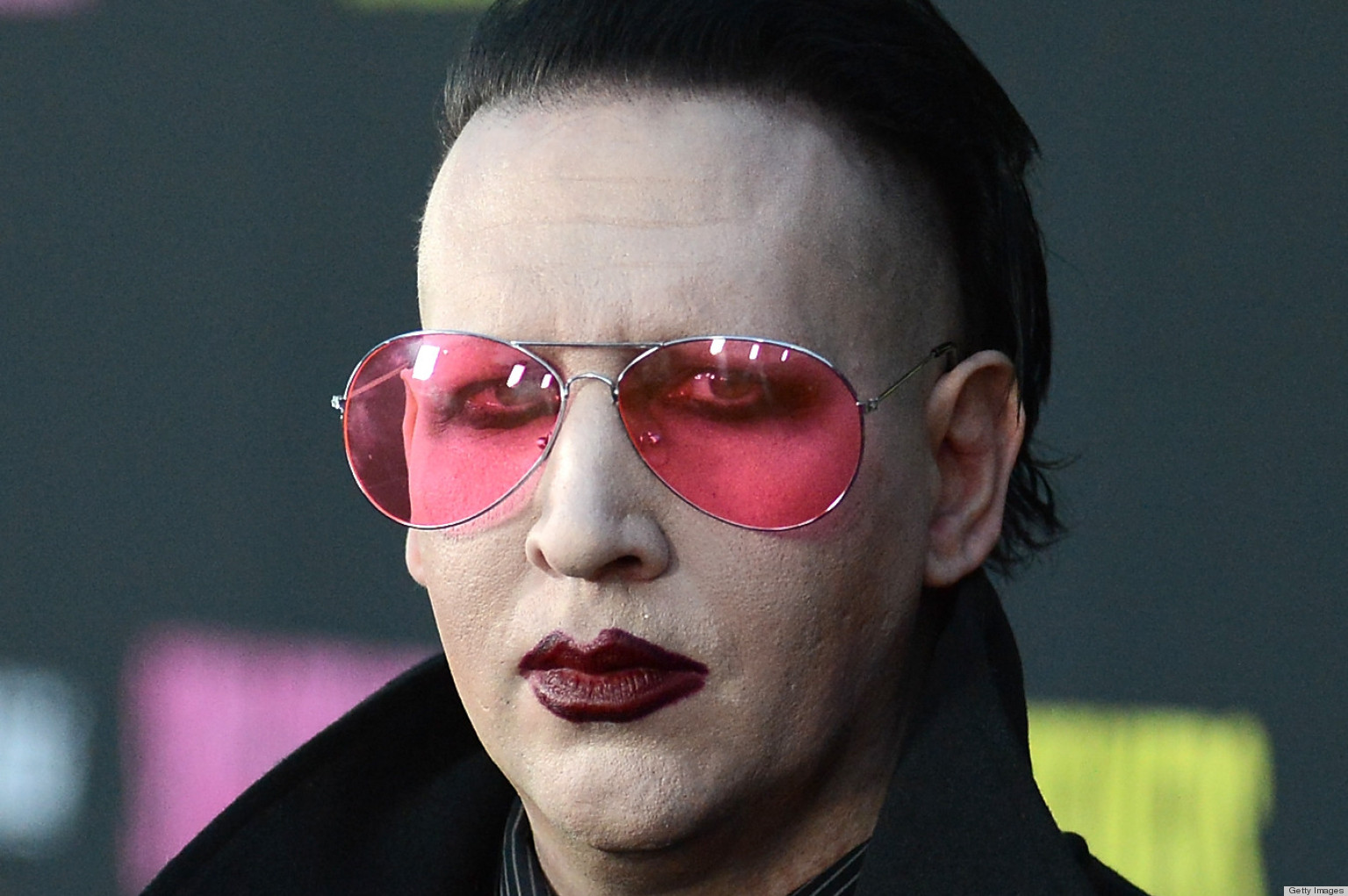 Marilyn manson in saint laurent ad takes us by surprise photo marilyn manson in saint laurent ad takes us by surprise photo huffpost bookmarktalkfo Images