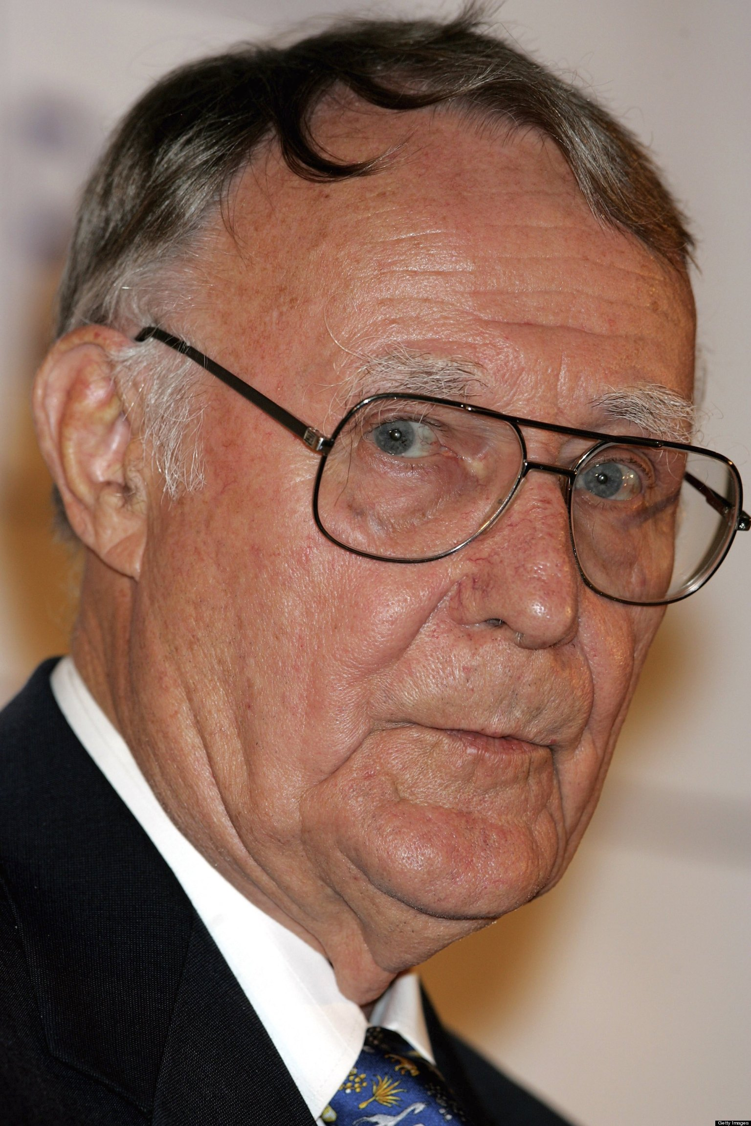 all about ingvar kamprad Ingvar kamprad, who has died at 91, went from humble beginnings to found the  world's largest furniture chain here are twenty facts about an.