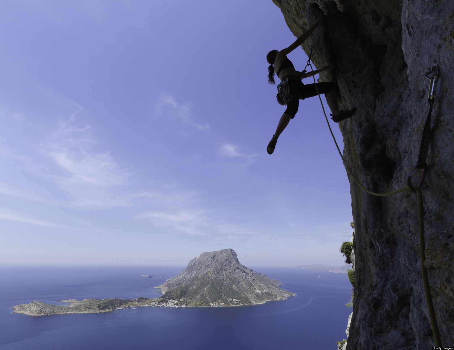 Inspirational Pictures And Quotes: Climbing, Sex And The Olympics