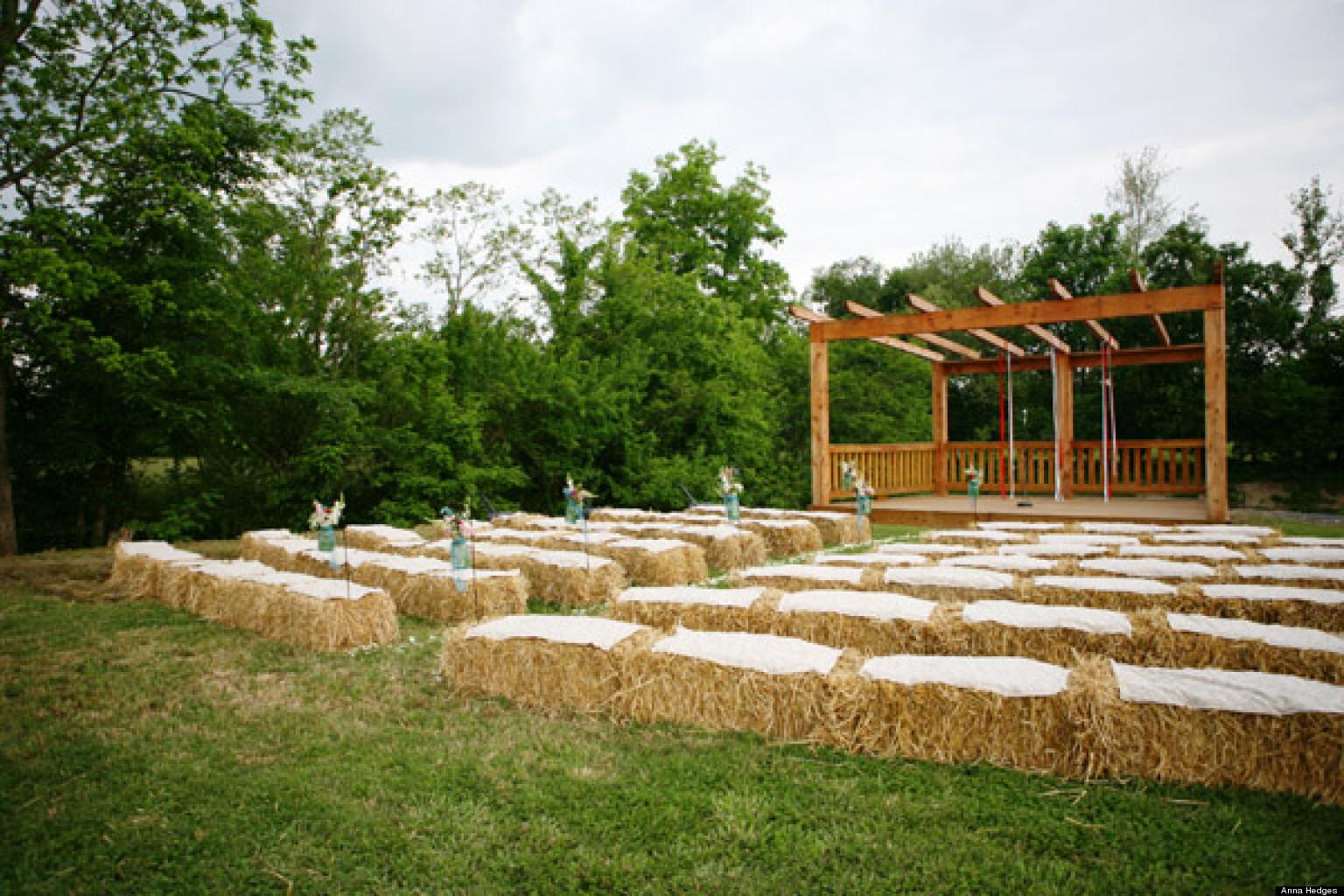 How To Plan A Casual Farm Wedding (PHOTOS) | HuffPost