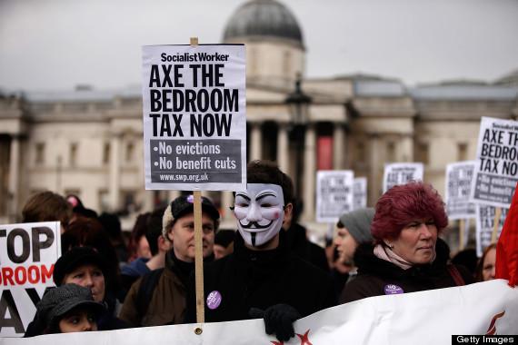 bedroom tax splash